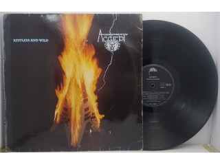 """Accept – Restless And Wild LP 12"""""""
