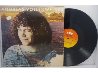 """Andreas Vollenweider – ...Behind The Gardens - Behind The Wall - Under The Tree... LP 12"""""""