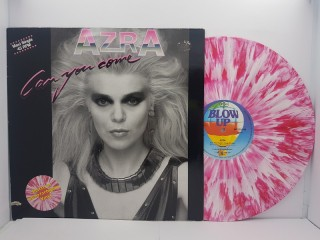 """Azra – Can You Come / Keep Talking MS 12"""" 45RPM Multicolor"""