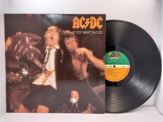 """AC/DC – If You Want Blood You've Got It LP 12"""""""