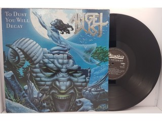 """Angel Dust – To Dust You Will Decay LP 12"""""""