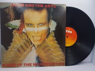 """Adam And The Ants – Kings Of The Wild Frontier LP 12"""""""