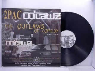 """2Pac & Outlawz – The Outlaws Of Comedy 2LP 12"""""""